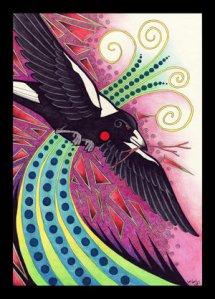 Australian_Magpie___Totem_by_Ravenari
